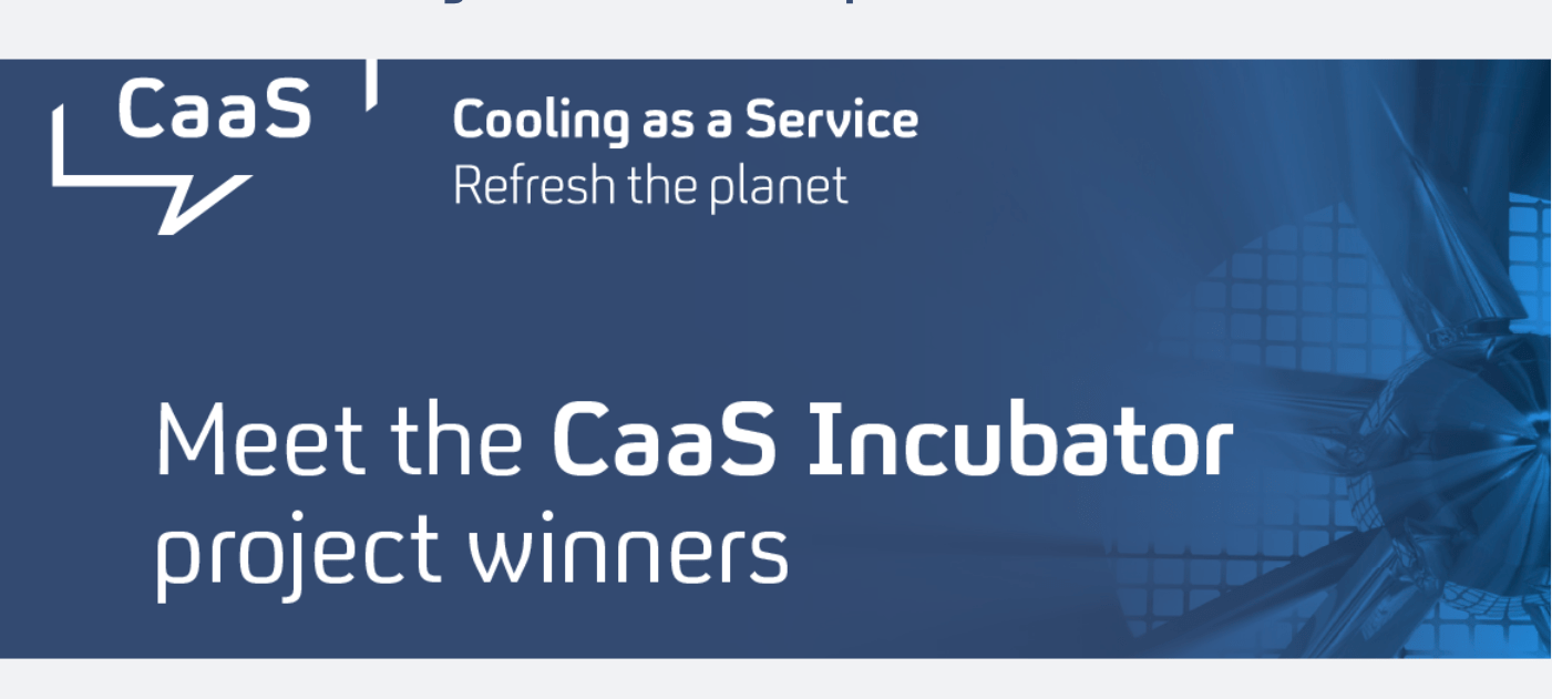 Meet the five selected companies that will implement Cooling as a Service
