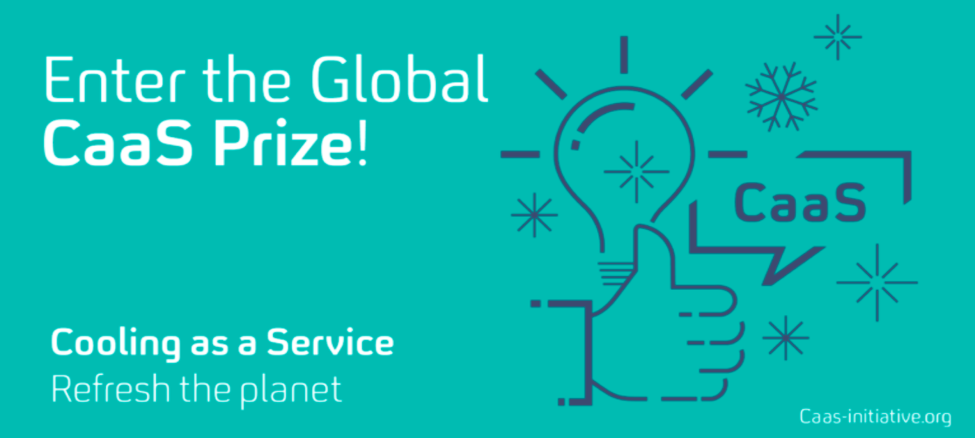 Global Cooling as a Service Prize Open For Entries