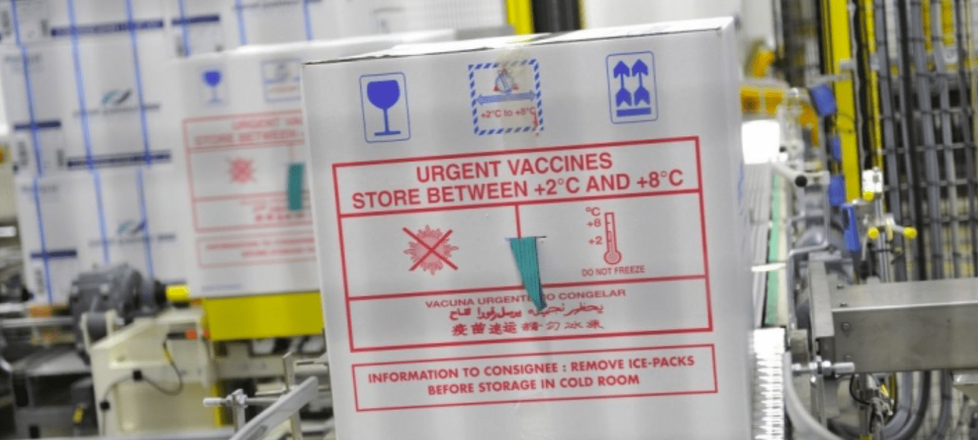 Why optimized cold-chains could save a billion COVID vaccines