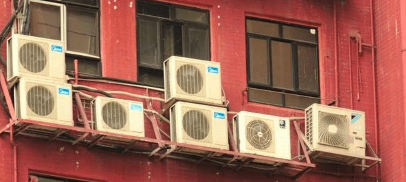 How air conditioners contribute to inequality and 'energy poverty'