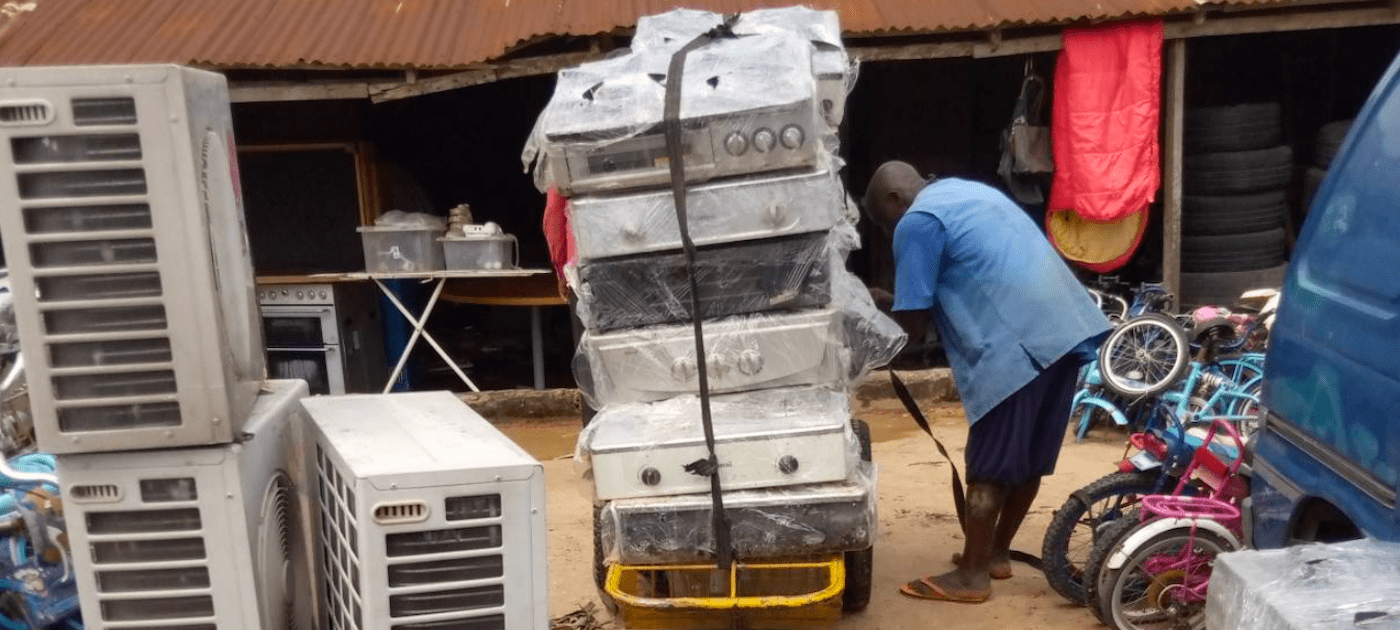 Report Identifies Sources of Environmental Dumping of Air Conditioners in Ten African Countries