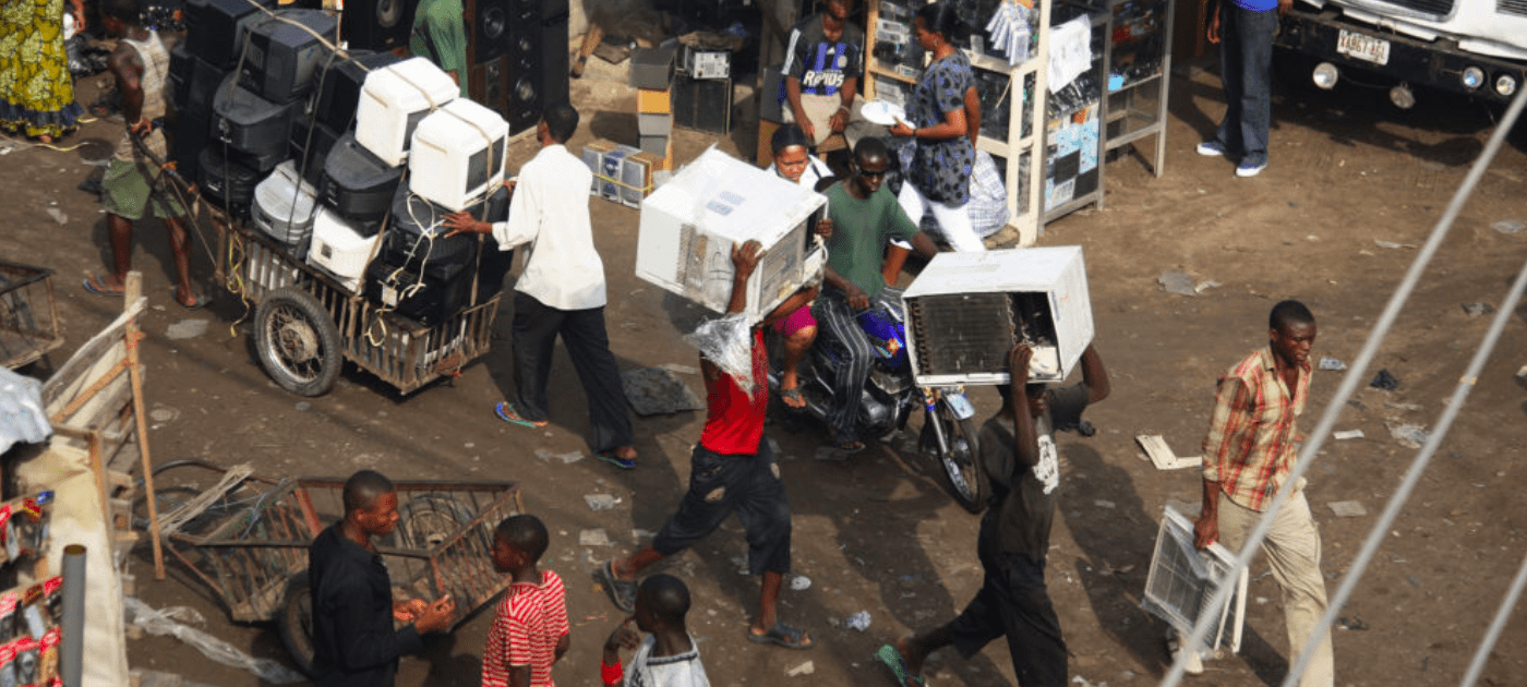 A Flood of Polluting Air Conditioners Hampers Africa's Climate Efforts