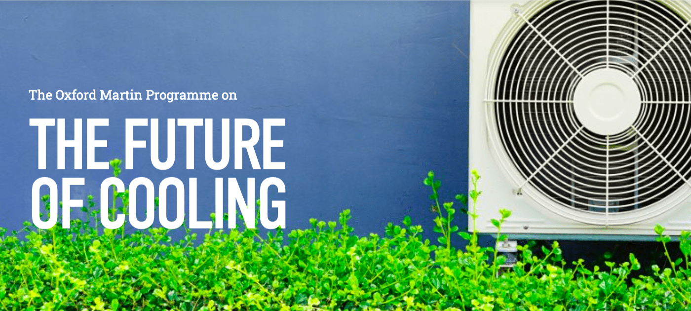 The Oxford Martin Programme on The Future of Cooling Joins the Cool Coalition