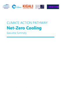 CLIMATE ACTION PATHWAY: Net-Zero Cooling - Executive Summary