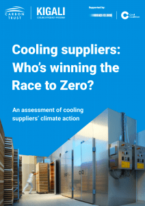Cooling Suppliers: Who's Winning the Race to Net Zero