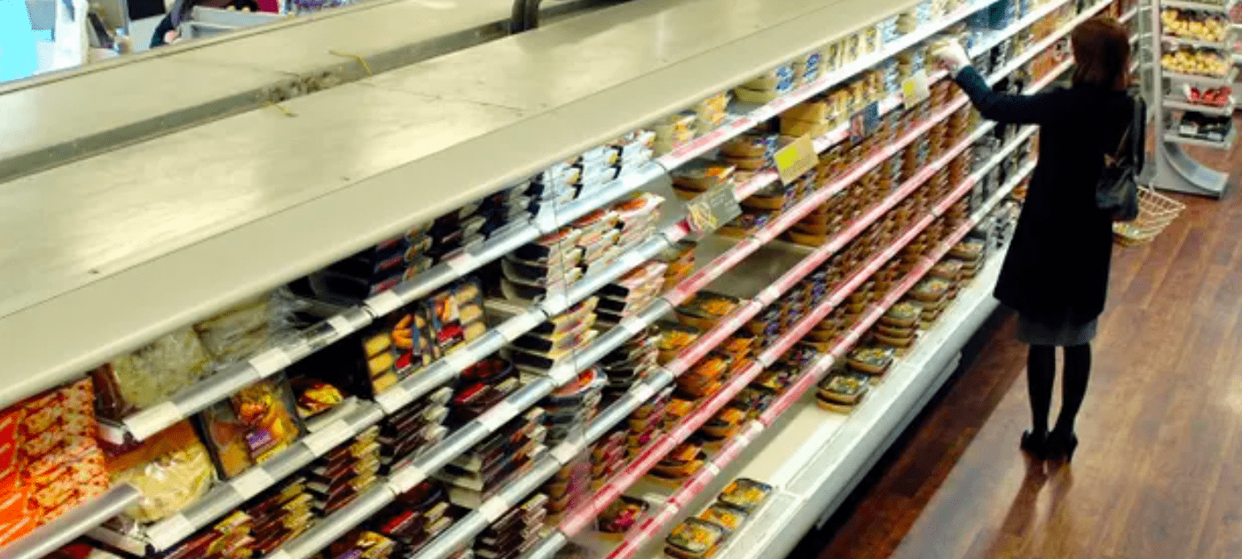UK faces chilled food shortage over summer, logistics industry warns