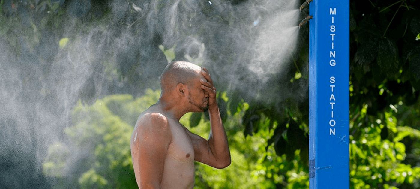 Why North America's killer heat scares me