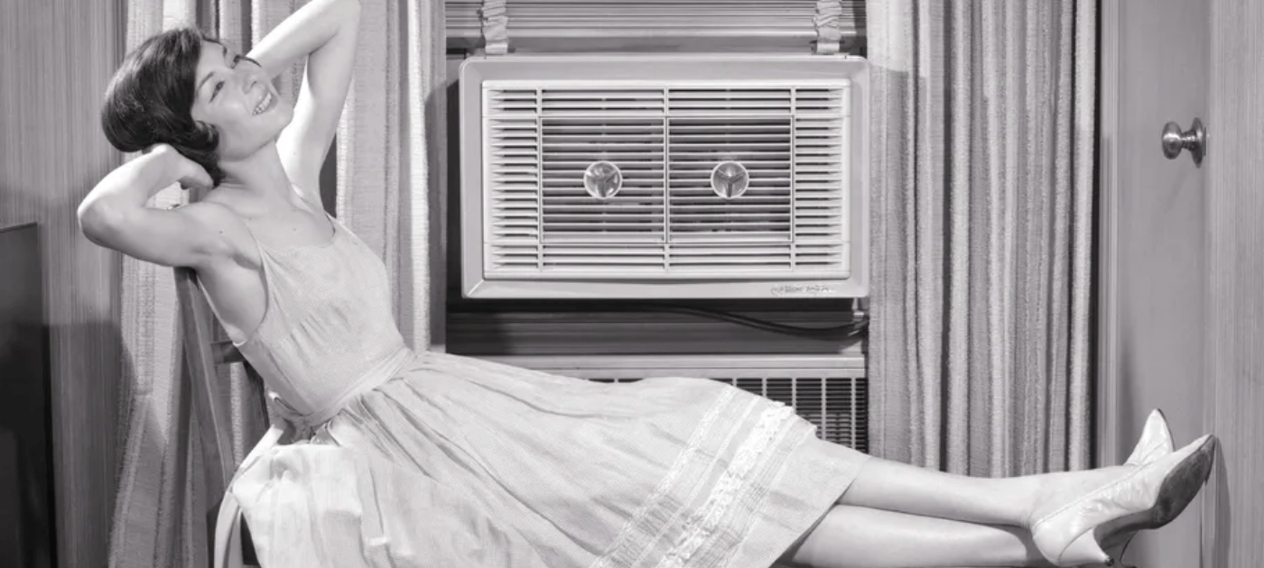 It's time to rethink air conditioning